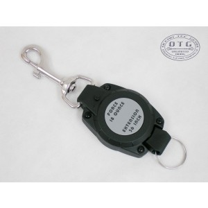 OTG Scuba Diving Deluxe Retractor with Lock #OG-109