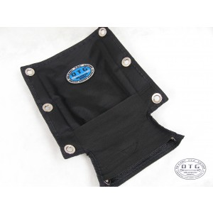 OTG Technical Scuba Diving Backplate Storage Back Pad #OG-114