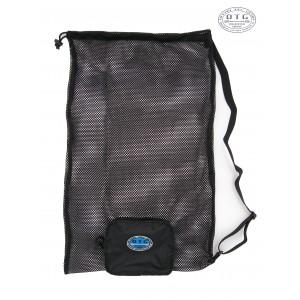 OTG Scuba Diving Foldable Mesh Drawstring Shoulder Gear Bag #OG-153
