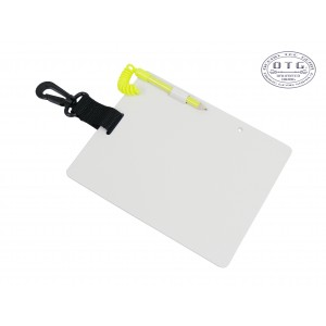 OTG Scuba Diving Underwater Writing Slate #OG-82