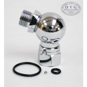 OTG 360 degree Swivel Scuba Diving Regulator (Second Stage) Adapter #OG-13