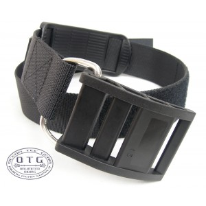 OTG Technical Scuba Diving Tank Band with Delrin Buckle & Anti-Slip Pad #OG-34